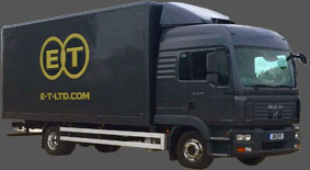 Event Transport Ltd truck